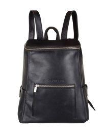 Cowboysbag Backpack Delta Black online kopen - Tas Plus - Tassenwinkel Hoorn