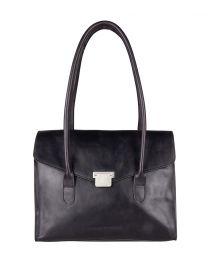 Cowboysbag Bag Boris Black online kopen - Tas Plus - Tassenwinkel Hoorn