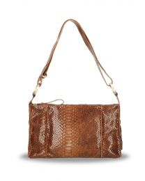 Crossbody M Anaconda Printed Leather