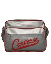 Converse Pocketed reporter prem sport metallic silver - Tas Plus Hoorn