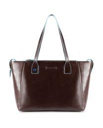 Blue Square Shopping Bag online kopen - Tas Plus Hoorn