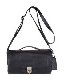 Cowboysbag Bag Grey schoudertas met klep en snapslot online kopen - Tas Plus - Tassenwinkel Hoorn