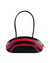 Rainbow Large-Black-Red