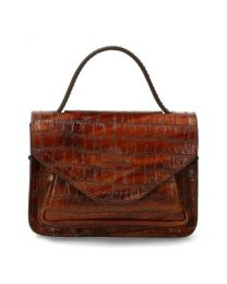 Fred de la Bretoniere Crossbody S Croco Printed Leather online kopen - Tas Plus - Tassenwinkel Hoorn